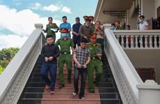 Tây Ninh: Xét xử đường dây đưa người trái phép qua biên giới