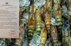 Lào cấm nhập khẩu hải sản từ Thái Lan sau khi bùng phát dịch mới
