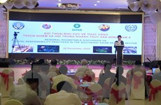 Đối thoại thực hành trách nhiệm xã hội ngành thủy sản ở Đông Nam Á