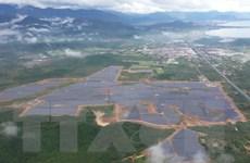 Khánh Hòa: Khánh thành nhà máy Điện mặt trời KN Vạn Ninh