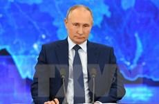 Lãnh đạo Nga-Trung thảo luận về triển khai các dự án năng lượng chung