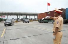 Kết quả sau 14 ngày đầu thực hiện cao điểm bảo đảm trật tự giao thông