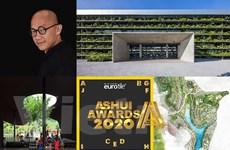 Ashui Awards 2020 công bố bình chọn các danh hiệu của năm về xây dựng