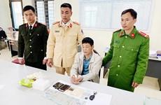 Sơn La: Bắt giữ một đối tượng thu gần 1kg ma túy tổng hợp