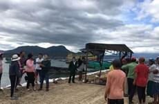 Khánh Hòa: Tàu cá va phải đá gầm khiến 2 người tử vong và mất tích