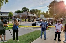 Mỹ không truy tố cảnh sát bắn trọng thương người da màu Jacob Blake