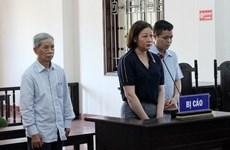 Nguyên cán bộ Thanh tra Hòa Bình hầu tòa lần 3 lĩnh thêm 15 năm tù