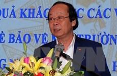 Thủ tướng bổ nhiệm lại Thứ trưởng Bộ Tài nguyên và Môi trường
