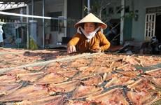 Làng khô xứ biển Trần Đề tấp nập vào vụ Tết Nguyên đán Tân Sửu 2021