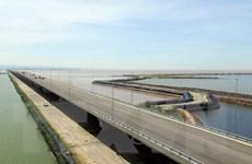 Hải Phòng: Nghiên cứu đầu tư cầu vượt biển Tân Vũ-Lạch Huyện 2
