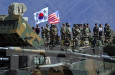"""Hàn Quốc đang rơi vào thế """"tiến thoái lưỡng nan"""" với Mỹ"""