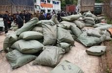 Lạng Sơn tăng cường kiểm tra, ngăn chặn buôn lậu qua khu vực biên giới