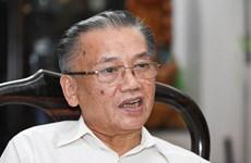 Tin buồn: Nguyên Bộ trưởng Bộ Tư pháp Nguyễn Đình Lộc từ trần