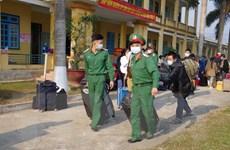 Bắc Giang dừng các hoạt động tập trung đông người, giữ khoảng cách 2m