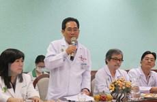 TP.HCM: Lần đầu ghép tế bào gốc tự thân cho bệnh nhi nhỏ tuổi nhất