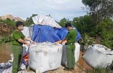 Chủ động kiểm soát chặt chẽ các nguồn thải lớn gây ô nhiễm môi trường