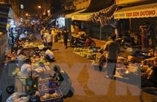 Hậu Giang: Sôi động chợ đêm nông sản, trái cây Tết Tân Sửu