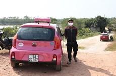Hải Phòng phát hiện 2 xe ôtô chở 5 người trốn chốt kiểm soát dịch