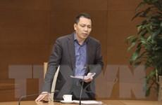 Việt Nam-Vương quốc Anh trao đổi hợp tác thương mại và năng lượng