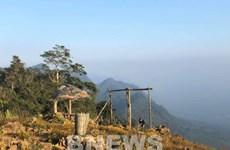 Hòa Bình: Bản Pà Cò thu hút khách du lịch với 4 mùa trong ngày