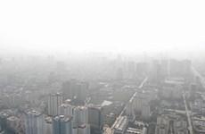 Chất lượng môi trường không khí ở các đô thị phía Bắc vẫn ở mức xấu