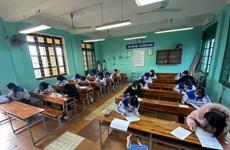 Đảm bảo các điều kiện phòng, chống dịch khi học sinh trở lại trường