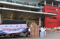 Gần 40.000 sản phẩm sữa Cô gái Hà Lan, Yomost, Friso đến với Hải Dương