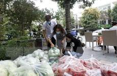 Dịch COVID-19: Hỗ trợ các hợp tác xã tiêu thụ nông sản vùng dịch