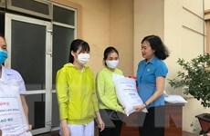 Hải Dương hỗ trợ hơn 50 tấn gạo cho công nhân lao động vùng dịch