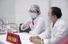 35 tình nguyện viên tiêm thử vắcxin COVID-19 Nano Covax giai đoạn 2