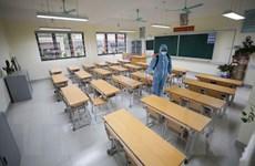 Thái Bình: Các cơ sở giáo dục đảm bảo an toàn khi học sinh đi học lại