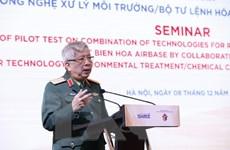 Thành quả hợp tác Việt Nam-Hoa Kỳ trong xử lý ô nhiễm dioxin