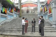 Cơ bản hoàn thành việc chuẩn bị mở cửa đón khách trở lại Chùa Hương