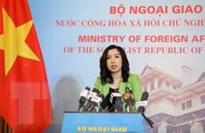 Người Phát ngôn Bộ Ngoại giao nêu quan điểm về các vấn đề quốc tế