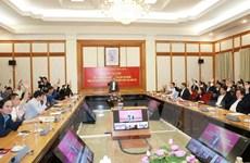 Hội nghị lấy ý kiến với người được giới thiệu ứng cử đại biểu Quốc hội