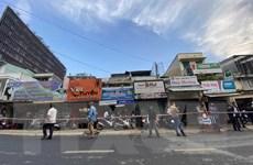 Di dời nhiều hộ dân trước nguy cơ sạt lở gần khu chợ trung tâm Đà Lạt