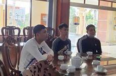 Vụ nổ súng ở quán karaoke XO Tiền Giang: Thêm 3 đối tượng ra đầu thú