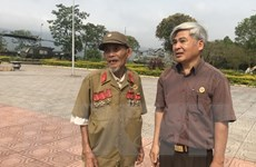 Kiến thiết cuộc sống mới sau ngày chiến thắng Đường 9-Nam Lào