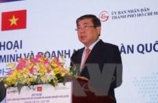 TP.HCM: Đối thoại tháo gỡ khó cho doanh nghiệp Hàn Quốc