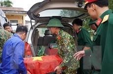 Quảng Trị: Tìm kiếm, cất bốc nhiều hài cốt liệt sỹ ở huyện Đakrông