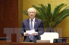 Thông cáo báo chí số 04, Kỳ họp thứ 11, Quốc hội khóa XIV