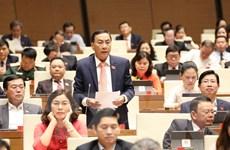 Đánh giá cao nỗ lực, trách nhiệm của Chủ tịch nước và Chính phủ