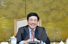 Việt Nam tăng cường hợp tác với Hoa Kỳ về đối phó với biến đổi khí hậu