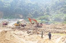 Thừa Thiên-Huế: Nỗ lực tìm kiếm thi thể 11 nạn nhân tại Rào Trăng 3