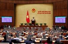 Xem xét, quyết định công tác nhân sự Nhà nước, Quốc hội, Chính phủ