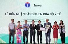 """""""Nutrilite Power of 5"""" đóng góp cải thiện dinh dưỡng cho trẻ em Việt"""