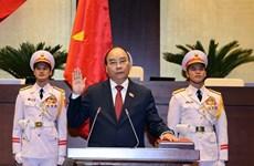 Lãnh đạo các nước gửi thư, điện, điện đàm chúc mừng lãnh đạo Việt Nam