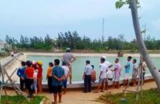 Bình Thuận: Hai em nhỏ đuối nước tại hồ nước dự trữ ởhuyện đảo Phú Quý