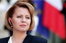 Phép thử đối với Tổng thống Slovakia Zuzana Caputova