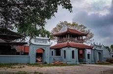 Hà Nội: Xử lý vi phạm xây dựng tại Di tích Quốc gia chùa Đậu